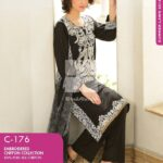 Gul Ahmed Women Fancy & Embroidered Stunning Dresses (3)