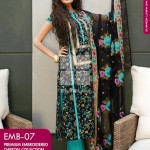 Gul Ahmed Women Fancy & Embroidered Stunning Dresses (4)