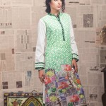 Gul Ahmed independence day dress collection 2014. 1