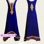 HQ Designs Party Wear Dresses Collection 2014 1