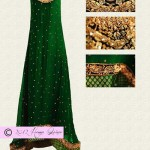 HQ Designs Party Wear Dresses Collection 2014