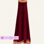 HQ Designs Party Wear Dresses Collection 2014 2
