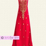 HQ Designs Party Wear Dresses Collection 2014 5