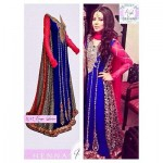 HQ Designs Party Wear Dresses Collection 2014 6