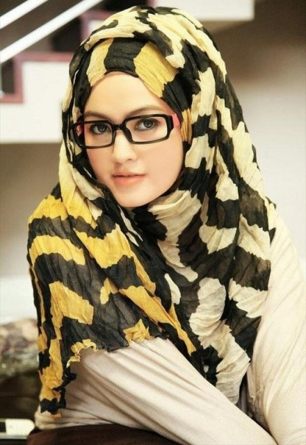 Hottest Jilbab & Scarves Styles Selection 2014 for Ladies (2)