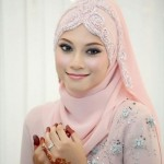 Hottest Jilbab & Scarves Styles Selection 2014 for Ladies (5)