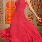 Kaneesha Shades Of Red Dresses Collection 2014 1