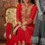 Kaneesha Shades Of Red Dresses Collection 2014