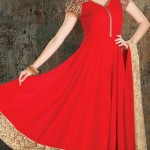 Kaneesha Shades Of Red Dresses Collection 2014 2