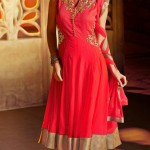 Kaneesha Shades Of Red Dresses Collection 2014 3