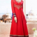 Kaneesha Shades Of Red Dresses Collection 2014 6