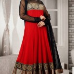Kaneesha Shades Of Red Dresses Collection 2014 7