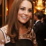 Kate Middleton Beautiful Fresh Hair Fashion (2)