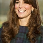 Kate Middleton Beautiful Fresh Hair Fashion (4)