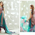 Ladies Middle Summer Time Use Selection 2014 through Shariq Fabrics (3)