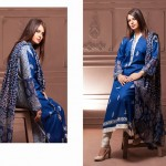 Ladies Middle Summer Time Use Selection 2014 through Shariq Fabrics (4)