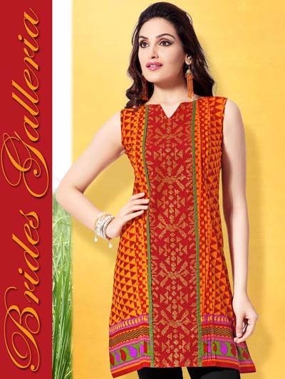 Latest Kurtis Collection 2014 1