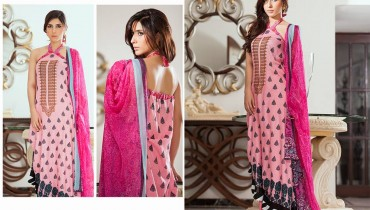 Libas Crinkle Lawn Collection 2014 1