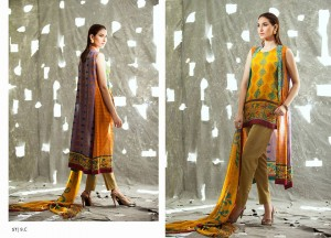 Libas Crinkle Lawn Collection 2014 For Girls 12