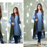 Libas Crinkle Lawn Collection 2014 For Girls 13