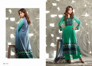 Libas Crinkle Lawn Collection 2014 For Girls 16