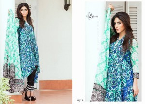 Libas Crinkle Lawn Collection 2014 For Girls 5