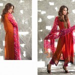 Libas Crinkle Lawn Collection 2014 For Girls 8