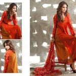Libas Crinkle Lawn Collection 2014 For Girls 9