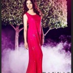 MARVI by Tayyab Bombal Summer 2014 collection.
