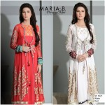 Maria B Ladies Evening Have on Apparel Compilation 2014 (1)