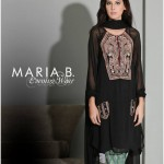 Maria B Ladies Evening Have on Apparel Compilation 2014 (4)