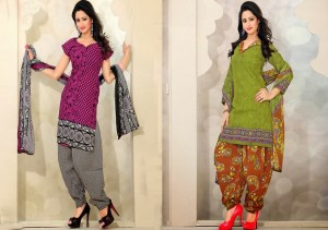Relaxed Avenue Shalwar Kameez Varieties 2014 For Females (6)