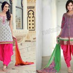 Most Suitable Summer months Shalwar Kameez Ideas For Brides 2014-2015 (6)