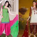 Most Suitable Summer months Shalwar Kameez Ideas For Brides 2014-2015 (3)