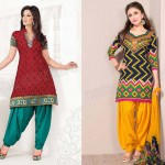Most Suitable Summer months Shalwar Kameez Ideas For Brides 2014-2015 (4)