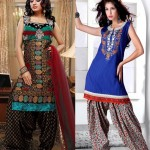 Most Suitable Summer months Shalwar Kameez Ideas For Brides 2014-2015 (5)