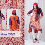 Newest Summer Selection through Sitara Textiles Rainbow Clothes 2014 (5)