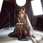 Nida Azwer Party Wear Dresses Collection 2014