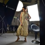 Nida Azwer Party Wear Dresses Collection 2014 2