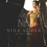 Nida Azwer Party Wear Dresses Collection 2014 5