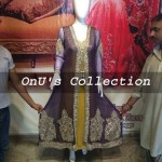 OnU's Compilation Fantastic Bridal Wear Clothes Model for Weddings (2)