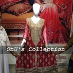 OnU's Compilation Fantastic Bridal Wear Clothes Model for Weddings (3)