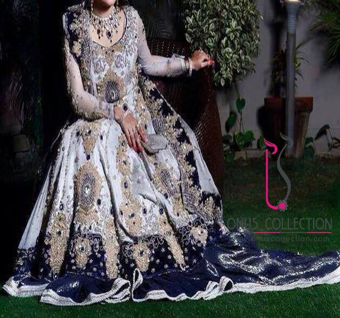 OnU's Compilation Fantastic Bridal Wear Clothes Model for Weddings (4)