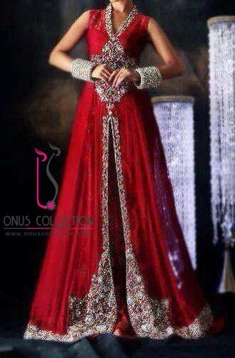 OnU's Compilation Fantastic Bridal Wear Clothes Model for Weddings (5)