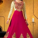 Party Wear Georgette Dresses Collection 2014