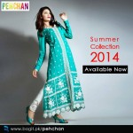 Pehchan New Formal Wear Dresses Collection 2014 8