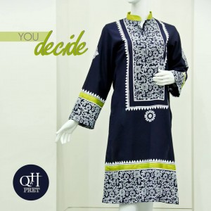 QnH ready to wear dress collection 2014 11