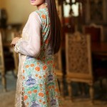 Sana Salman (Riffat & Sana) New Summer Dresses Collection 2014 1