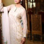 Sana Salman (Riffat & Sana) New Summer Dresses Collection 2014