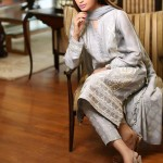 Sana Salman (Riffat & Sana) New Summer Dresses Collection 2014 4